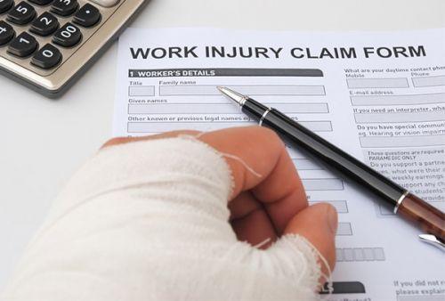 Injured at Work in Georgi…
